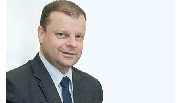 Глава МИД Литвы Саулюс Сквернялис. Архивное фото
