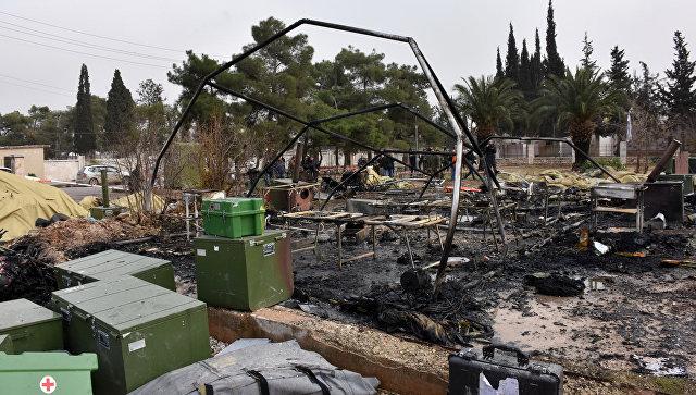 ДеМистура: подвергшийся атаке госпиталь вСирии предполагалось использовать для эвакуации
