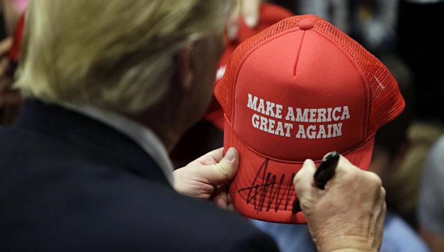 CBS News: Трамп предложит кандидатуру руководителя сетей фастфудов надолжность министра труда