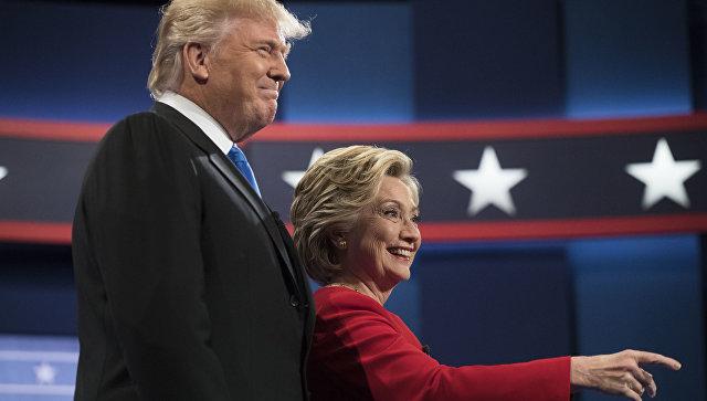 Трамп назвал Клинтон самой большой неудачницей в истории