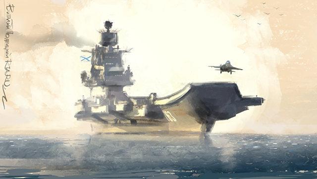 Как считать будем: инциденты на авианосце Адмирал Кузнецов и опыт ВМФ США