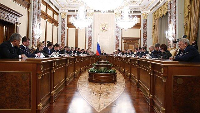 Правительство одобрило проект об облегчении валютного контроля за рубежом