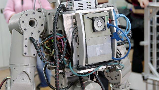 ВРоссии могут принять первый вмире закон оробототехнике