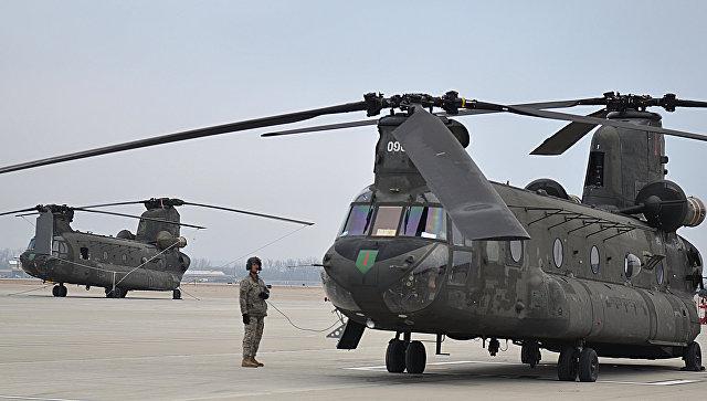 Авиабаза ВВС США вАризоне закрыта из-за вероятной стрельбы