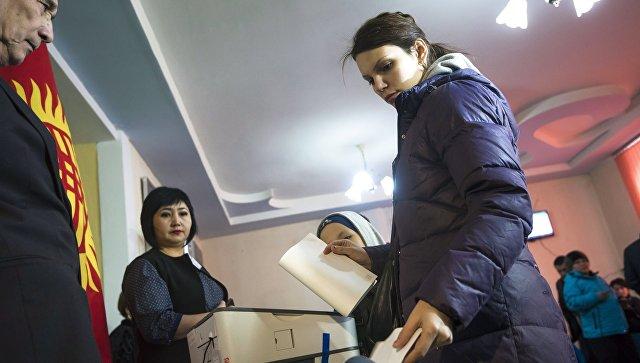 Миссия наблюдателей ШОС невыявила нарушений впроцессе референдума вКыргызстане