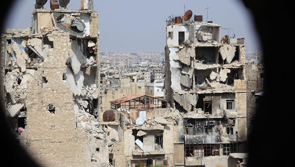 Турецкая артиллерия открыла огонь по авиабазе Миннех на севере провинции Алеппо