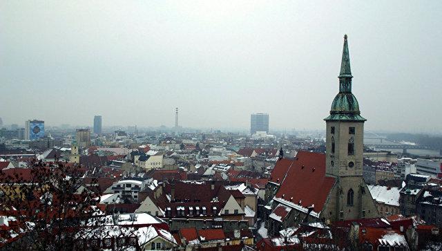 Словацкие депутаты выразили несогласие с отстранением россиян от Олимпиады