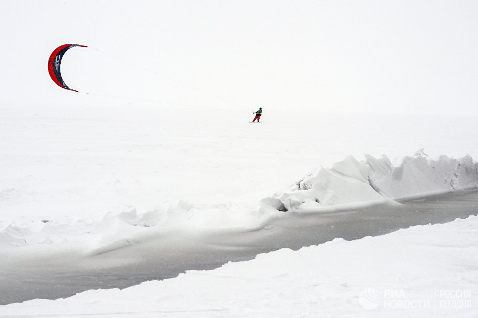 Фотография фотографа МИА Россия сегодня Александра Кряжева, победившая на фестивале спортивной журналистики Энергия побед