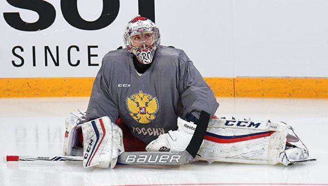 Русские хоккеисты проиграли Швеции вматче Кубка Первого канала