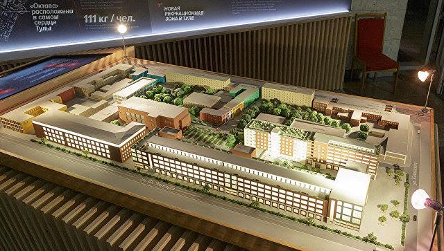 Высшая техшкола и музей станкостроения откроются в Туле в 2017 году