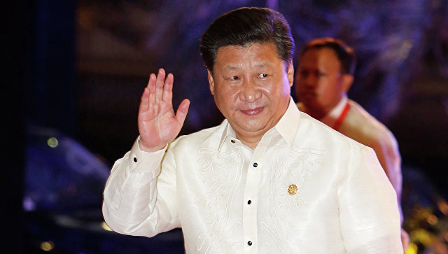 Президент Китая Си Цзиньпин. Архивное фото