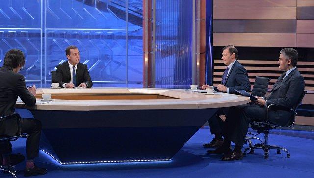 Медведев объявил осистемном характере борьбы скоррупцией