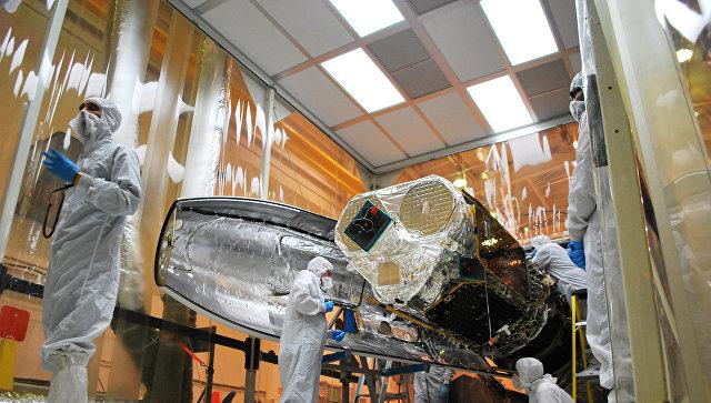 Nasa запустило группировку из8 спутников системы CYGNSS
