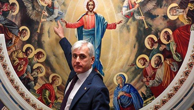 Владимир Мединский откроет в столице России юбилейную выставку Василия Нестеренко
