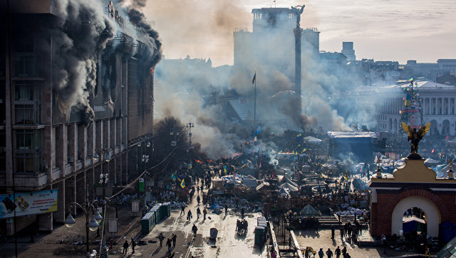 Московский суд признал смену власти на Украине госпереворотом