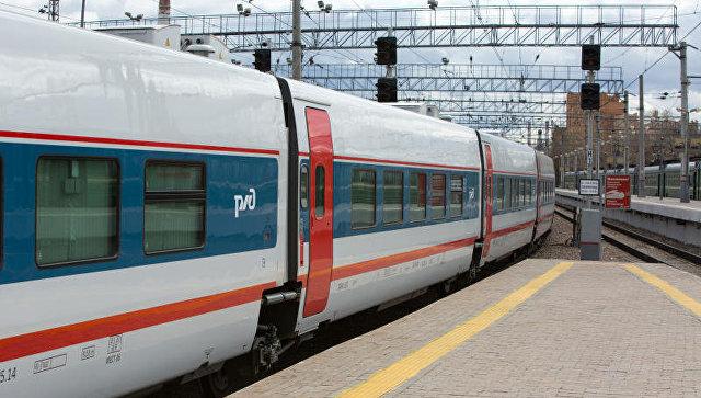 РЖД запускают новый поезд сообщением Москва— Берлин