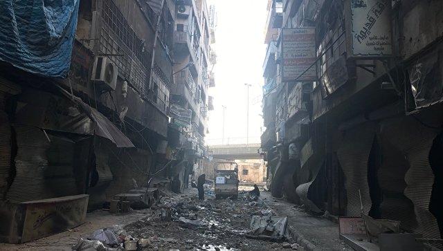 Алеппо покинули сотни боевиков ичлены ихсемей