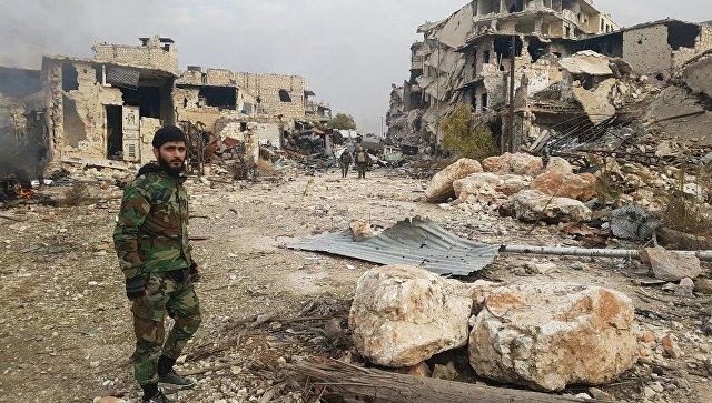 Бойцы армии Сирии установили контроль над стратегической высотой около Дейр-эз-Зора