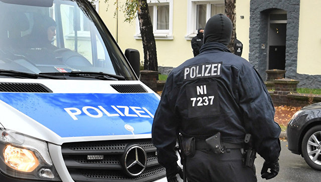 В Германии сообщили об угрозе, исходящей от исламистов с Северного Кавказа