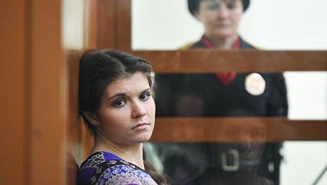 Варвара Караулова приговорена к4,5 годам колонии