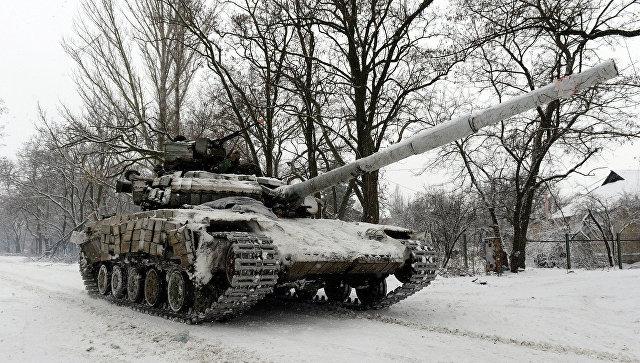 Наслучай атаки ВСУ вДебальцево подготовили неменее 30 бомбоубежищ