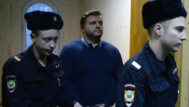 Юрист Никиты Белых просит заменить меру пресечения надомашний арест