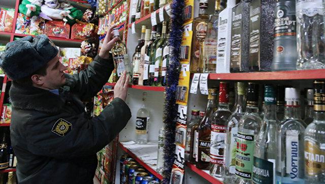 В аэропорту Кемерово задержали партию водки без акцизов и документов