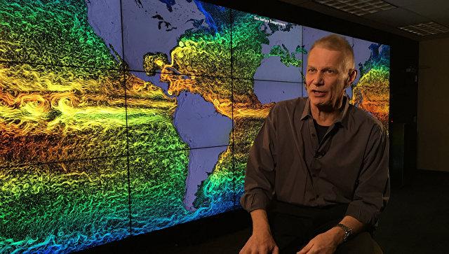 Космонавт Тома Песке сфотографировал ночную Европу