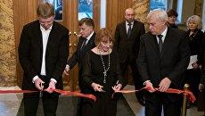 Открытие Дома журналиста в Санкт-Петербурге