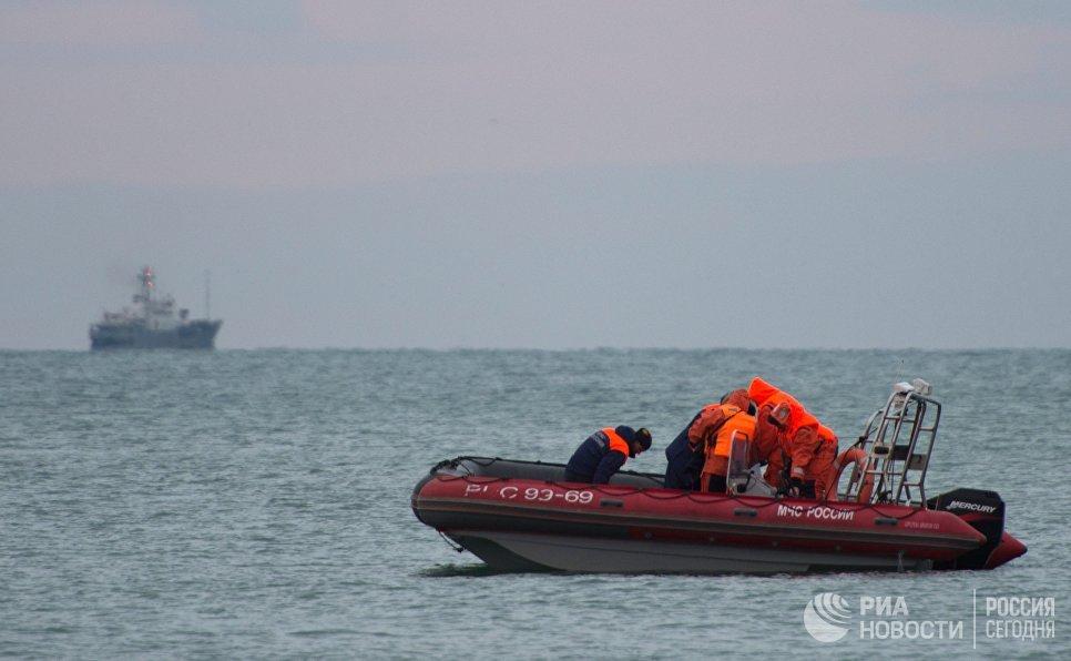 Минобороны подтвердило: найден «черный ящик» Ту-154