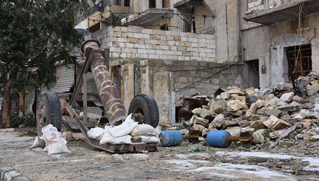 ВАлеппо найдены массовые захоронения людей соследами пыток
