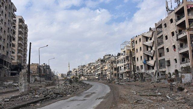 Бойцы сирийской армии отбили атаку боевиков «Ан-Нусры» в городе Дераа