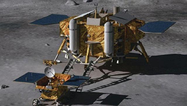 Китайский зонд Чанъэ-3