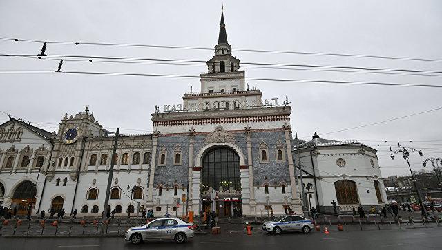 На московских вокзалах не нашли взрывных устройств