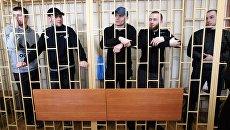Приморские партизаны. Архивное фото