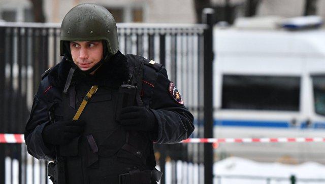 В столице России злоумышленник при задержании ранил 5 человек ипокончил ссобой