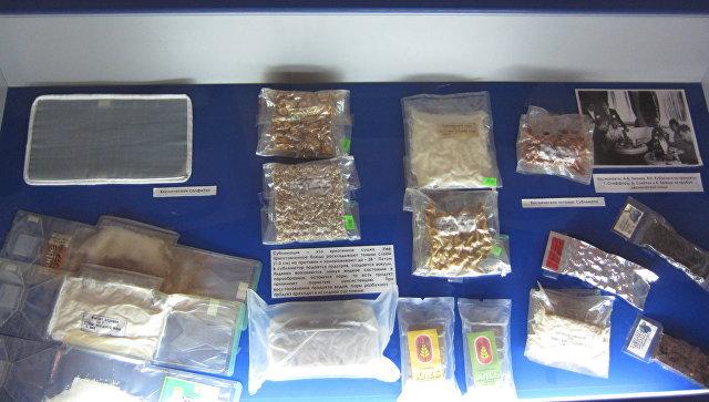 Самарские ученые изобрели съедобную упаковку для космической еды