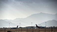 Самолеты на летном поле международного аэропорта в Шарм эш Шейх. Архивное фото