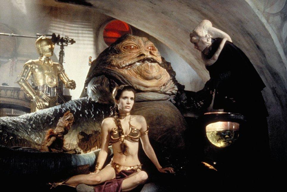 Кадр из фильма Звездные войны. Эпизод 6: Возвращение джедая (1983)