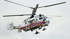 Вертолет МЧС. Архивное фото