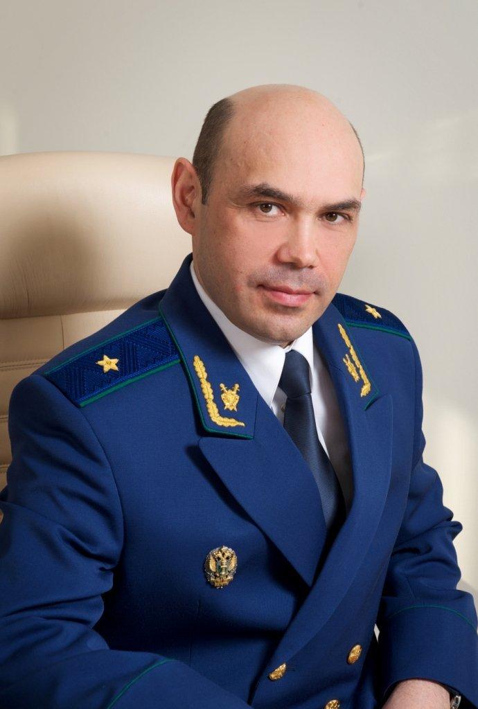 киселев михаил анатольевич прокурор биография