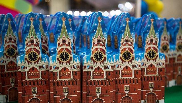 Дети высланных изсоедененных штатов русских дипломатов посетили кремлевскую елку