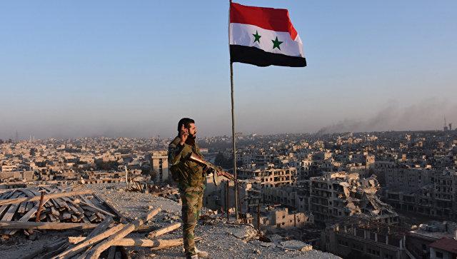 Путин обсудил спрезидентом Сирии соглашения оперемирии