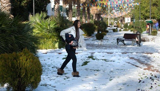 Авария наводопроводе оставила без воды 4,5 тыс. граждан Сочи
