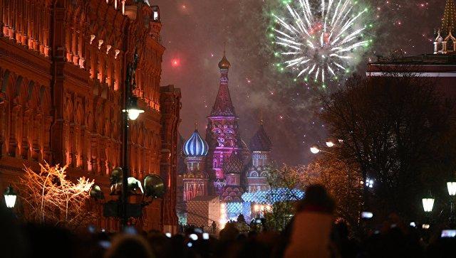 В центре Москвы перекроют улицы из-за подготовки к Новому году