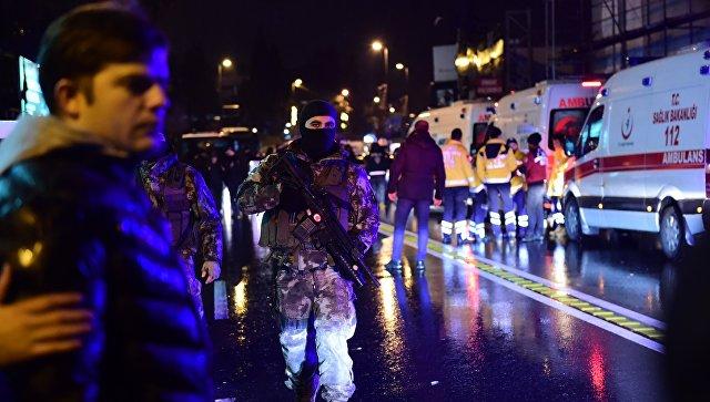 Группировка ИГ взяла на себя ответственность за теракт в Стамбуле