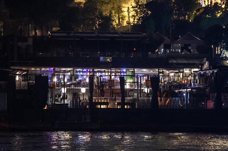 Ночной клуб Reina в Стамбуле. 1 января 2017