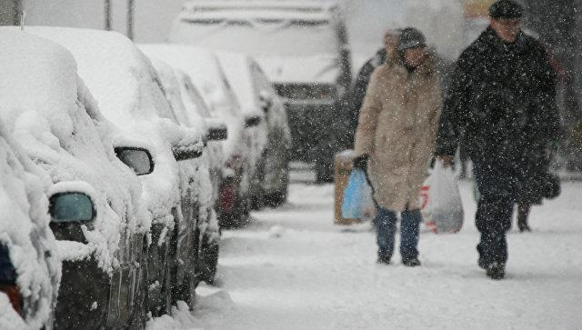 МЧС предупредило о25-градусных ночных морозах в столице России с6января