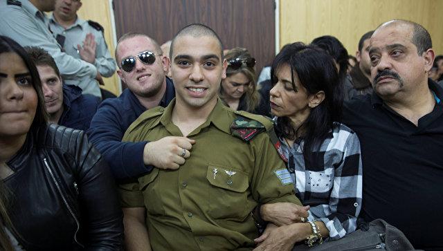 Нетаньяху призвал помиловать израильского бойца, застрелившего раненого палестинца