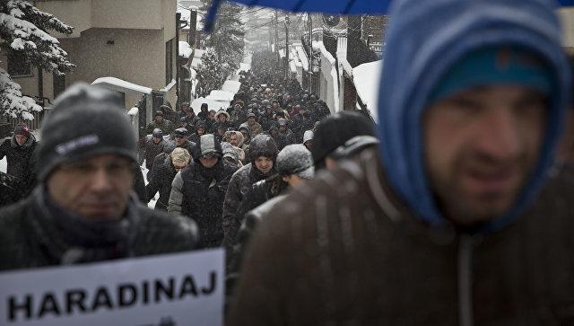 МИД Сербии предупредил оготовящихся атаках албанской диаспоры вЕС иСША